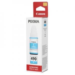 Купить Картридж CANON GI-490C голубой  в интернет магазине