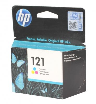 Купить Картридж HP CC643HE № 121 в интернет магазине