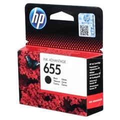 Картридж HP CZ109AE № 655, черный | Оригинальные
