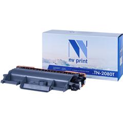 Картридж NVP совместимый Brother TN-2080T | Совместимые