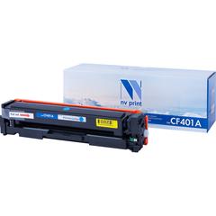 Картридж NVP совместимый HP CF401A Cyan