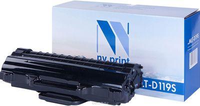 Купить Картридж NVP совместимый Samsung MLT-D119S для ML-1610/2010/SCX-4321/4521 (2000k) в интернет магазине