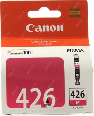 Купить Картридж CANON CLI-426M пурпурный  в интернет магазине
