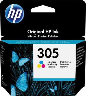 Купить Картридж HP 305, многоцветный [3ym60ae] в интернет магазине