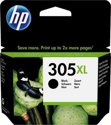 Купить Картридж HP 305XL струйный повышенной емкости черный (240 стр) в интернет магазине