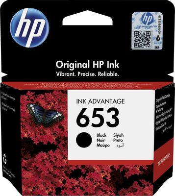 Купить Картридж HP 653, черный [3ym75ae] в интернет магазине