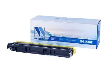 Купить Картридж NVP совместимый Brother TN-230T Cyan для HL-3040CN/3070CW/DCP-9010CN/MFC-9120CN/9320DW (1400k) в интернет магазине
