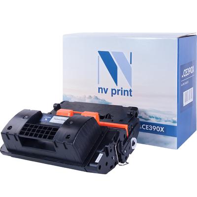 Купить Картридж NVP совместимый HP CE390X в интернет магазине