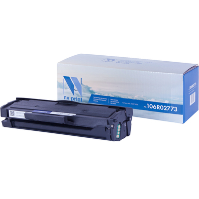 Купить Картридж NVP совместимый Xerox 106R02773 в интернет магазине