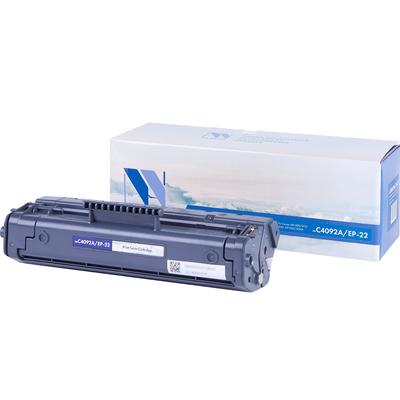 Купить Картридж NVP совместимый HP C4092A/Canon EP-22 в интернет магазине