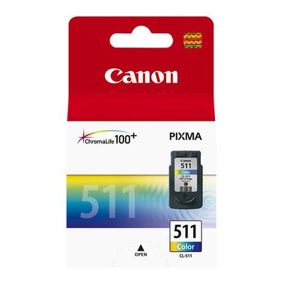 Купить Картридж CANON CL-511 многоцветный  в интернет магазине