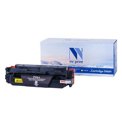 Купить Картридж NVP совместимый NV-046H Yellow в интернет магазине