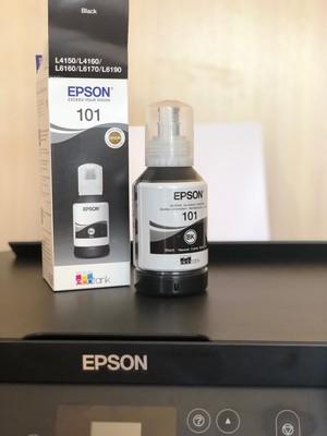 Купить Чернила Epson 101 (C13T03V14A), черный в интернет магазине