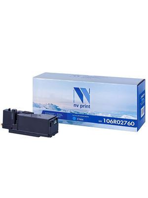 Купить NV Print / Картридж NVP совместимый NV-106R02760 Cyan для Phaser 6020/6022/ / WorkCentre 6025/6027(1000) в интернет магазине