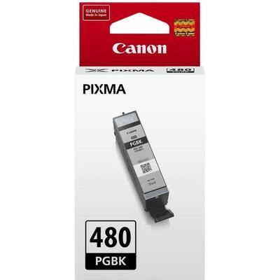 Купить Картридж CANON PGI-480 PGBK чёрный в интернет магазине
