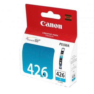 Купить Картридж CANON CLI-426C голубой  в интернет магазине