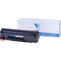 Картридж NVP совместимый HP CE278A/Canon 728