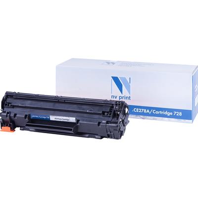 Купить Картридж NVP совместимый HP CE278A/Canon 728 в интернет магазине