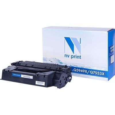 Купить Картридж NVP совместимый HP Q5949X/Q7553X в интернет магазине
