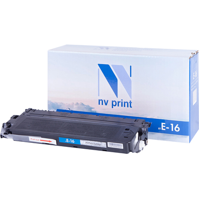 Купить Картридж NVP совместимый Canon E-16 в интернет магазине