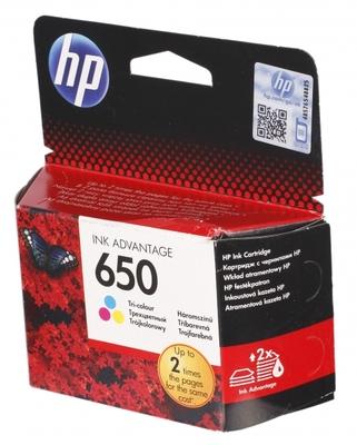 Купить Картридж HP CZ102AE № 650 в интернет магазине