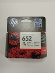 Картридж HP F6V24AE № 652 цветной
