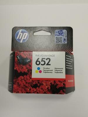 Купить Картридж HP F6V24AE № 652 цветной в интернет магазине