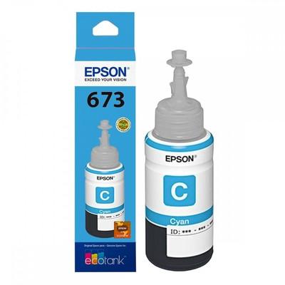 Купить Картридж EPSON T6732 голубой  в интернет магазине