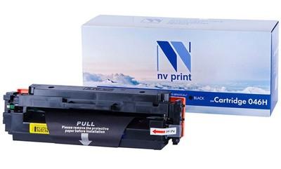 Купить Картридж NVP совместимый NV-046H Black для Canon i-Sensys LBP 653Cdw/ 654Cx/ MF 732Cdw/ 734Cdw/ 735Cx  в интернет магазине
