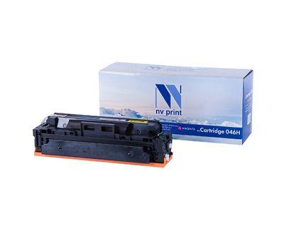 Купить Картридж NV Print совместимый NV-046H для Canon i-SENSYS LBP653Cdw/LBP654Cx/MF732Cdw (пурпурный) в интернет магазине