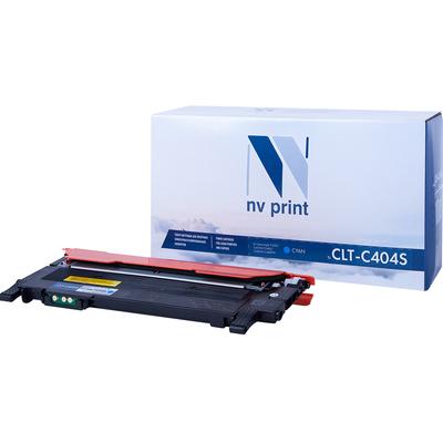 Купить Картридж NVP совместимый Samsung CLT-C404S Cyan в интернет магазине