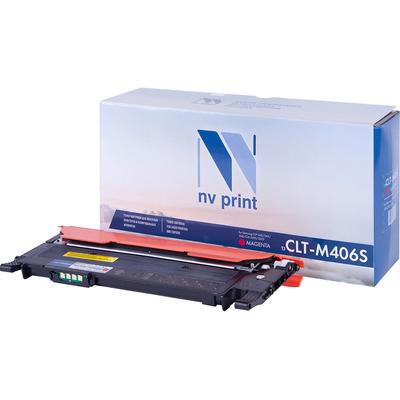 Купить Картридж NVP совместимый Samsung CLT-M406S Magenta в интернет магазине