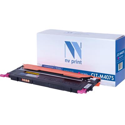 Купить Картридж NVP совместимый Samsung CLT-M407S Magenta в интернет магазине