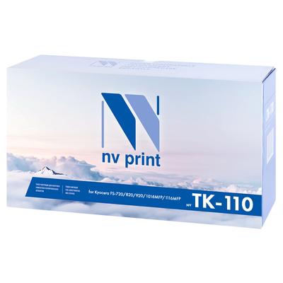 Купить Картридж NVP совместимый Kyocera TK-110 в интернет магазине